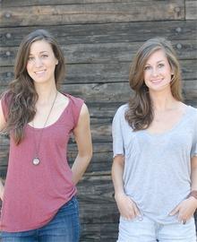 Kristin Glenn & Shannon Whitehead